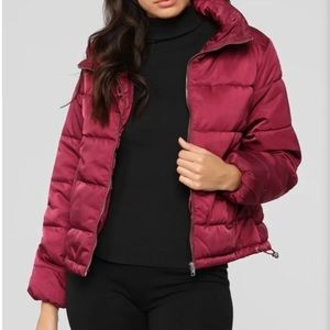 Fashion Nova Puffer jacket